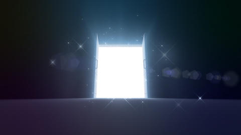 Door Opening DD M1 In 5 HD Stock Video Footage