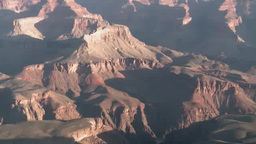 Grand Canyon National Park in U.S.A Footage