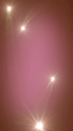 光の粒を散らしながら旋回する光芒 Footage