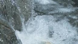 ハイスピード 水の流れ Footage