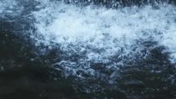 ハイスピード 水しぶきがはねる Footage