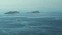 瀬戸内海の風景 Footage