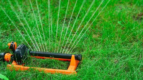 Irrigation Stock Video Footage