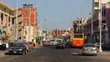 streets of Hurghada Footage