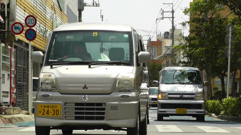 Ishigaki Okinawa Islands 24 traffic Footage