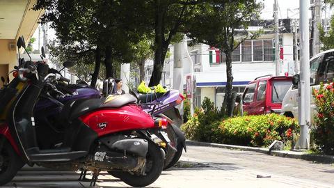 Ishigaki Okinawa Islands 28 street Stock Video Footage