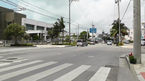 Ishigaki Okinawa Islands 32traffic Footage