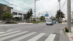 Ishigaki Okinawa Islands 32traffic Stock Video Footage