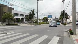 Ishigaki Okinawa Islands 32traffic Stock Video Footage
