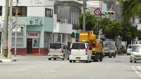 Ishigaki Okinawa Islands 34 traffic Footage