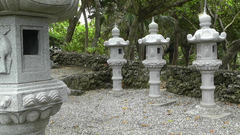 Japanese Shrine 04 Stock Video Footage