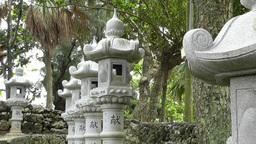 Japanese Shrine 06 Footage