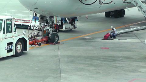 Okinawa Naha Airport 20 handheld Footage