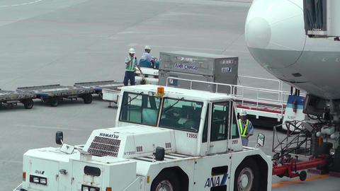 Okinawa Naha Airport 22 handheld Footage