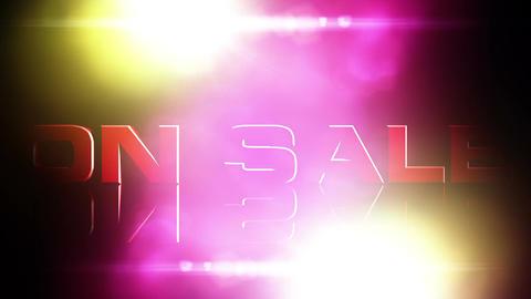 On Sale 03 Stock Video Footage