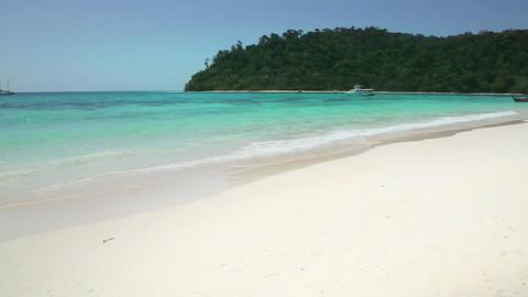 8of 9 Koh Rok , Ko Rok Island , Thailand , Asia , Andaman Sea Footage