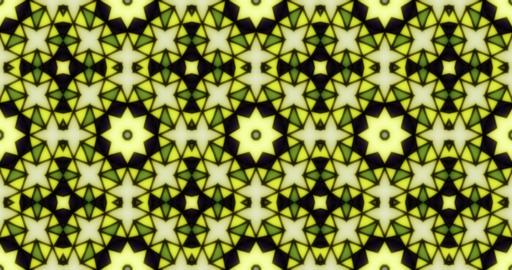 Mosaic Kaleidoscope 4K Multicolored Animation