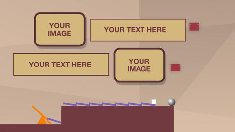 Chain Reaction Animation