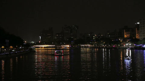 Boats on Love River 1 Live影片