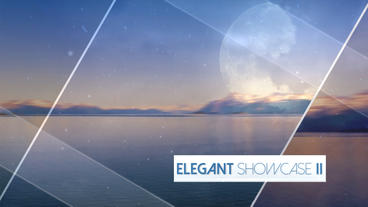 Elegant Showcase II - After Effects Template After Effects Project