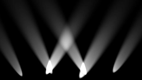 Concert ligth beam Stock Video Footage