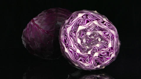 Red cabbage Live Action
