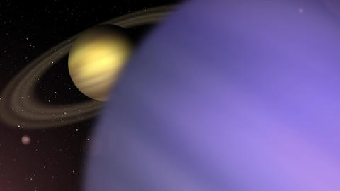 Planets Animation