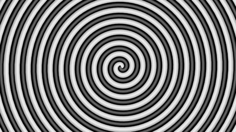 hypnotic circle Animation