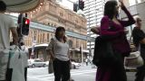 Sydney Downtown George Street 02 Footage