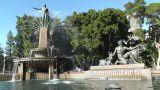 Sydney Hyde Park Archibald Fountain 02 Footage