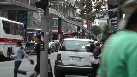 Sydney Liverpool Street 02 Footage