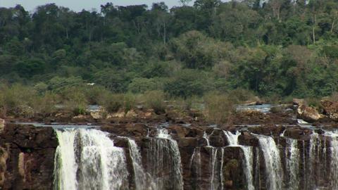 Brazil: Iquazu Falls, Devil's Throat 8 Stock Video Footage