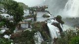 Brazil: Iquazu Falls, Devil's Throat 3 Footage