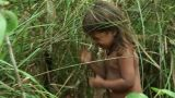 Brazil: people of Amazon river region 1 Footage