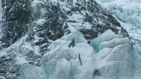 South Georgia: iceberg 2 Stock Video Footage