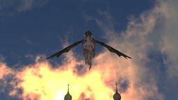 ドラゴン Stock Video Footage