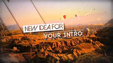 Epic and Modern Opener After Effects Template