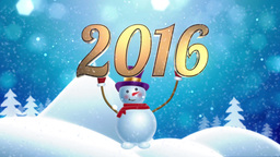 "Snowman brings ""2016"" Animation"