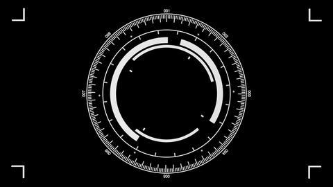 Viewport Crosshair Animation