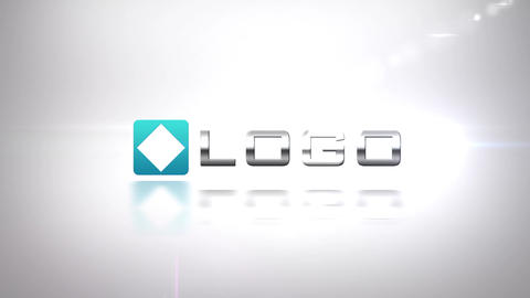 Particles Spin Effect Logo Reveal Animation Elegant Lght HD Intro After Effects Template