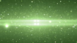 Abstract green animation background lens flare Animation