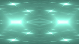 Abstract neon animation background lens flare Animation