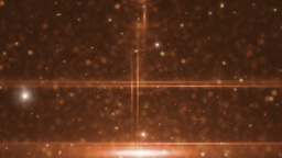 Abstract orange animation background lens flare Animation