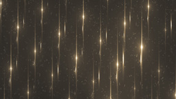 VJ Abstract motion gold background CG動画素材