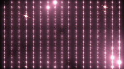 VJ Abstract Motion Pink Background stock footage