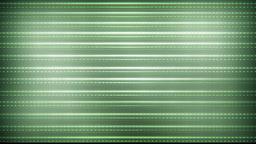 Disco green background with horizontal lines Animation