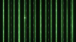 Bright Green Flood Lights Flashing Animation