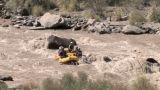 White water rafting and kayaking Footage