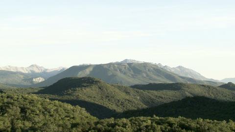 Mountain landscape in argentina Acción en vivo