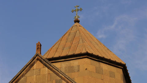 The Roof of the Church Footage